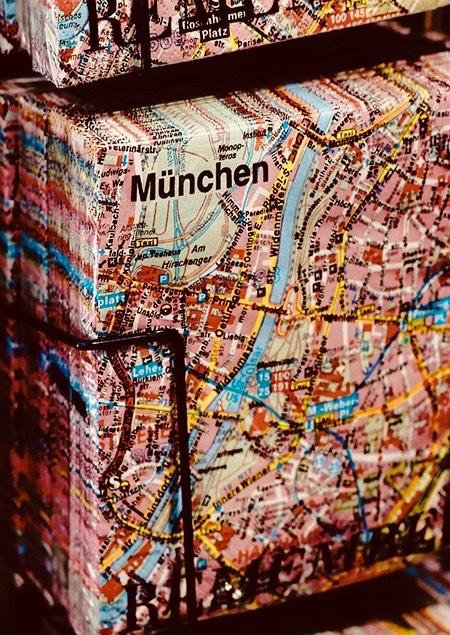 Living Hotels Blog München Stadtplan