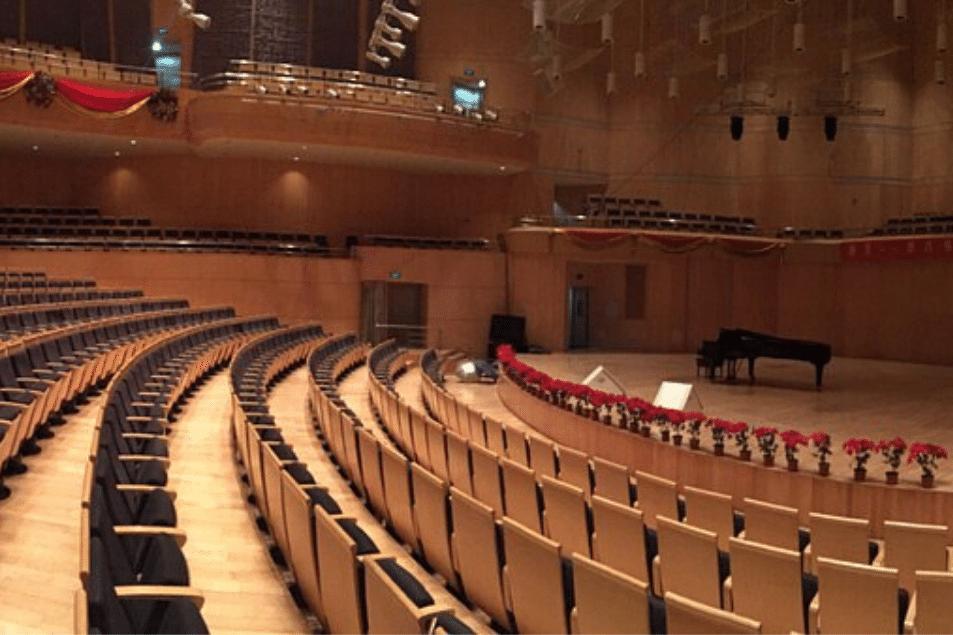 Konzertsaal Düsseldorfer Tonhalle