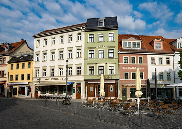 Living Hotels Blog Weimar