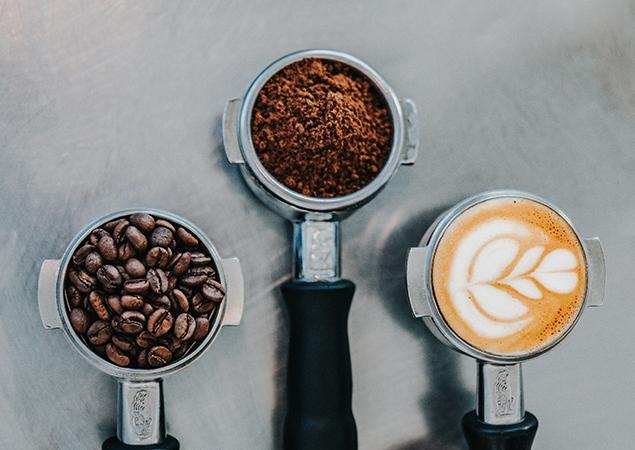 Prozess Kaffee Herstellung Düsseldorf