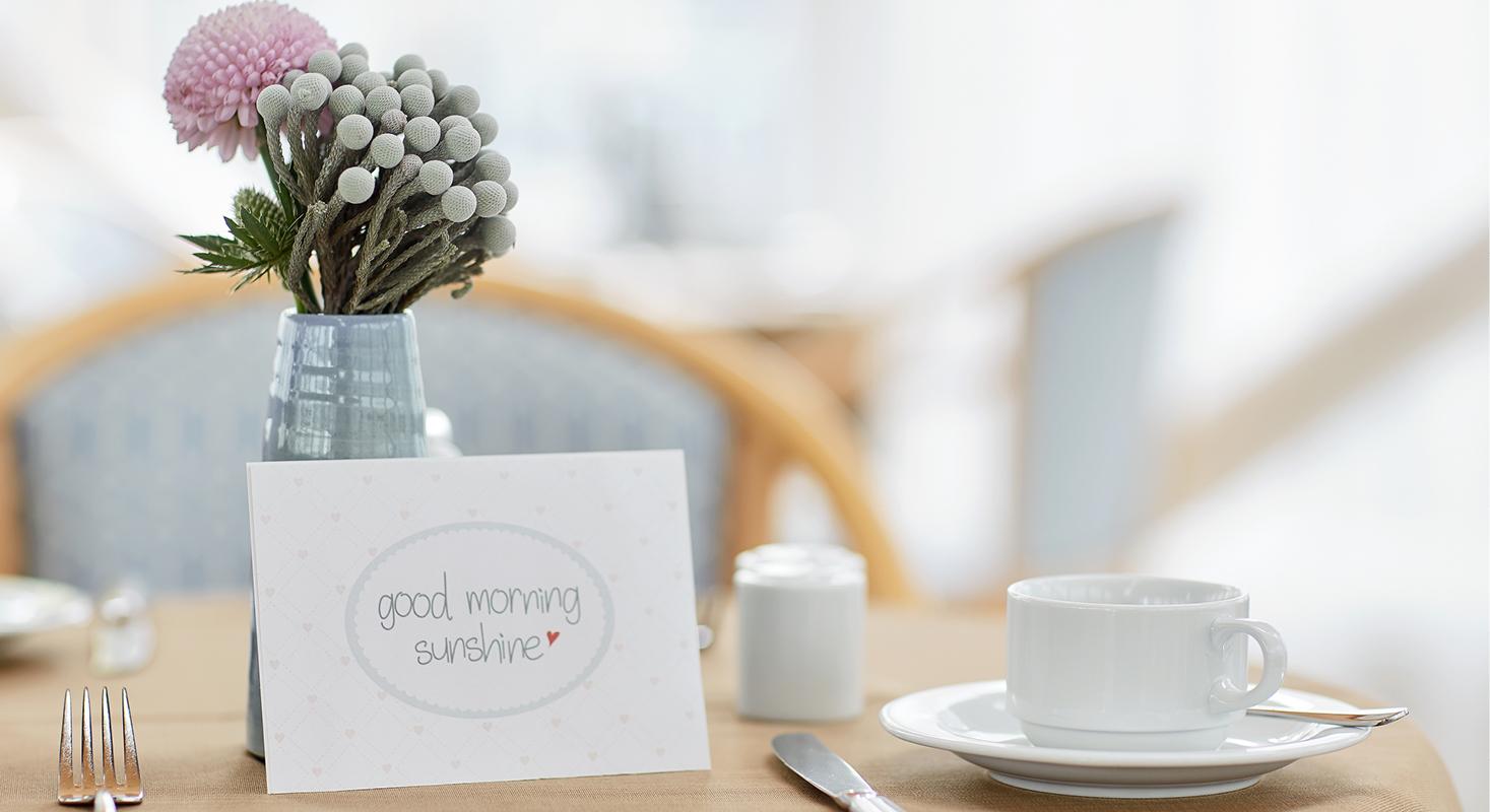 Living Hotels Frühstücks-Versprechen