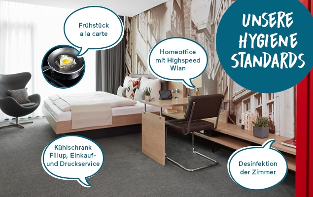 Living Hotels Hygiene Standards Presse