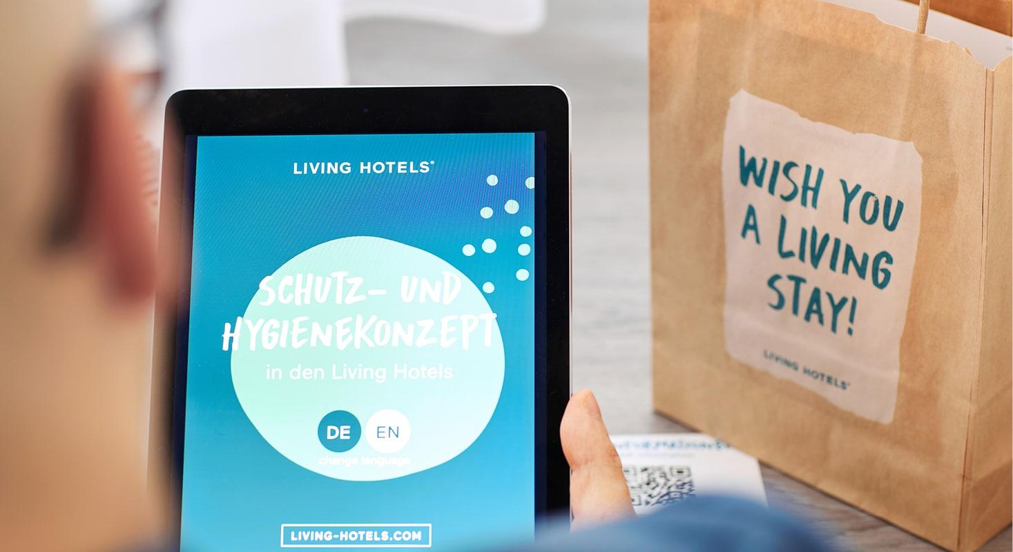 Living Hotels Hygiene Standards