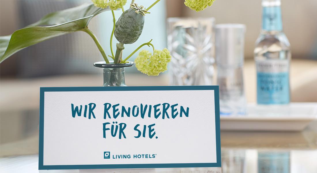 Living Hotels Renovierungen