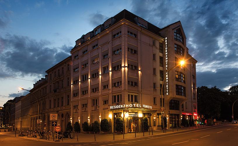 Living Hotel Henriette Galerie