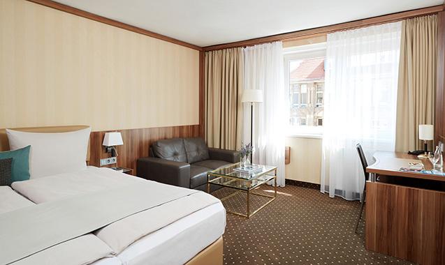 Hotelzimmer im Living Hotel Berlin Mitte