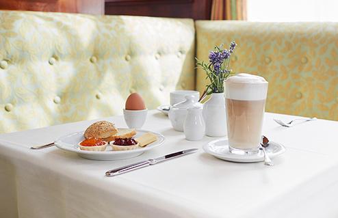 Living Hotel Berlin Mitte Frühstück