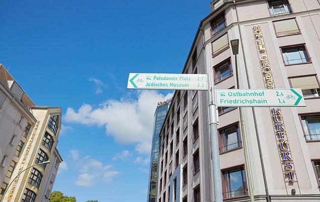 Living-Hotel-Berlin-Mitte-Lage