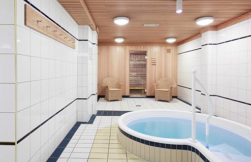 Living Hotel Großer Kurfürst Berlin Wellness