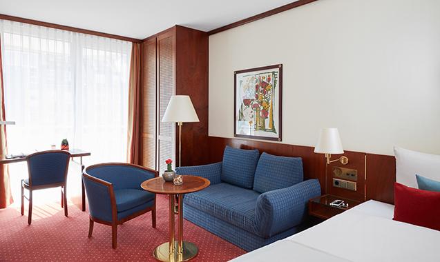 Living-Hotel-Weißensee-Berlin-Business-Schlafzimmer