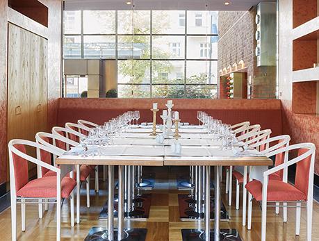Living Hotel Weissensee Berlin Festsaal