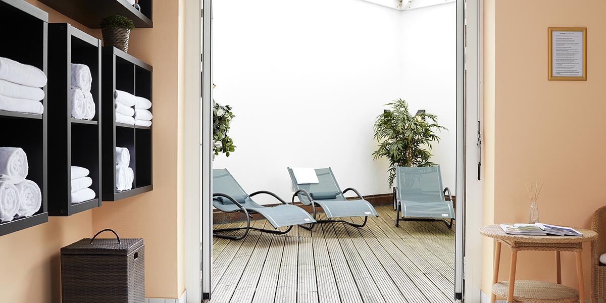Living Hotel Weissensee Berlin Lobby Wellness