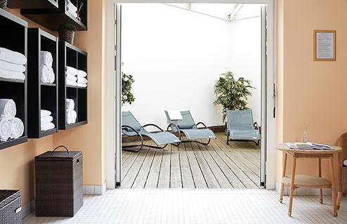 Living Hotel Weissensee Berlin Wellness