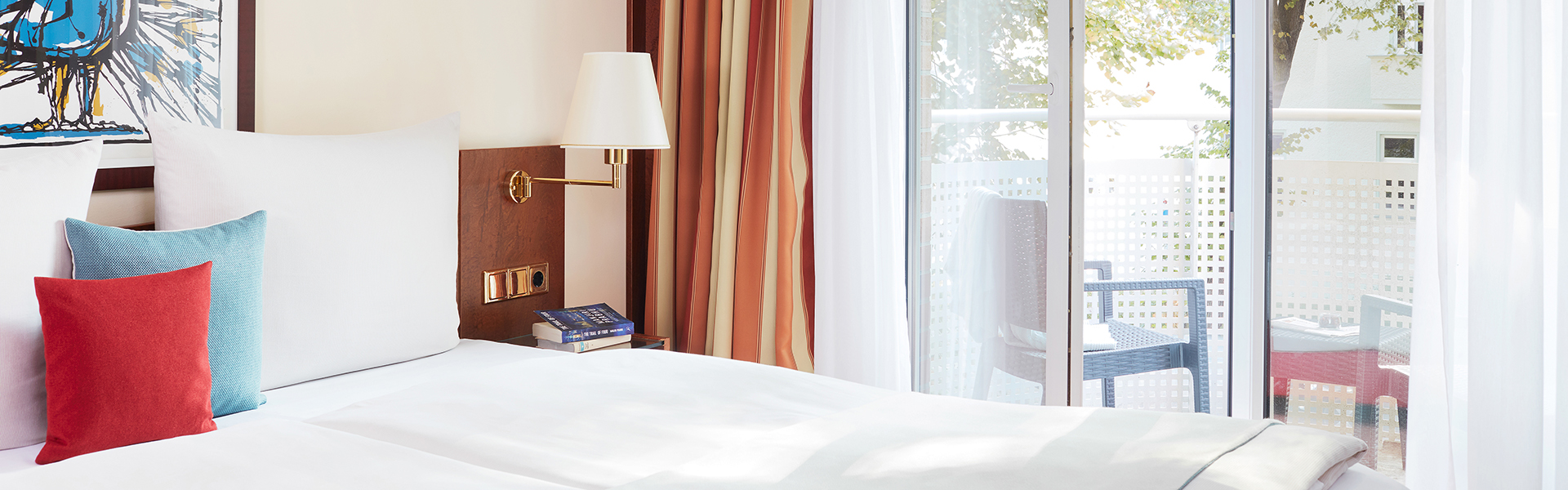 Living Hotel Weissensee Berlin Zimmer