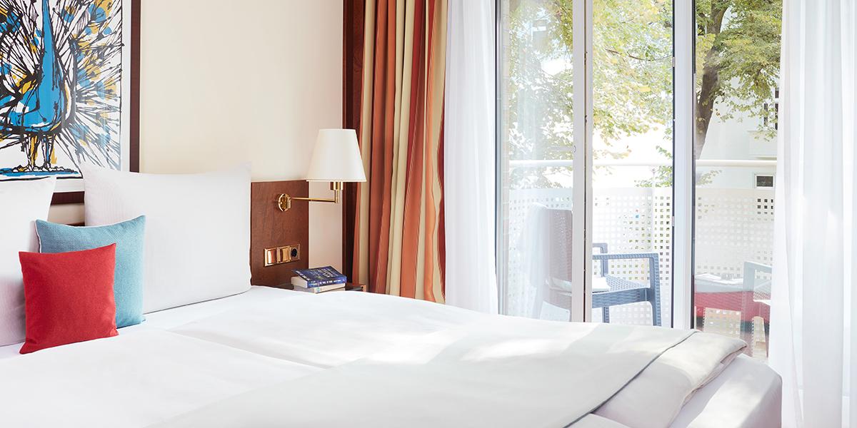 Hotelzimmer Im Living Hotel Weißensee In Berlin