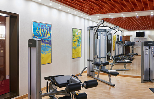 Living Hotel Kanzler Bonn Wellness Fitness
