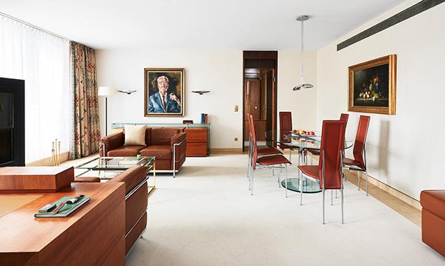 Living Hotel Kanzler Bonn Kanzler Suite