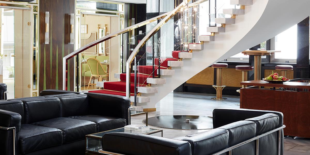 Living Hotel Kanzler Bonn Zimmer Lobby