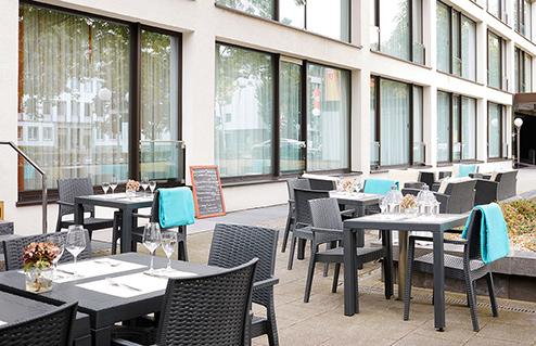 Living Hotel Kanzler Bonn Restaurantv