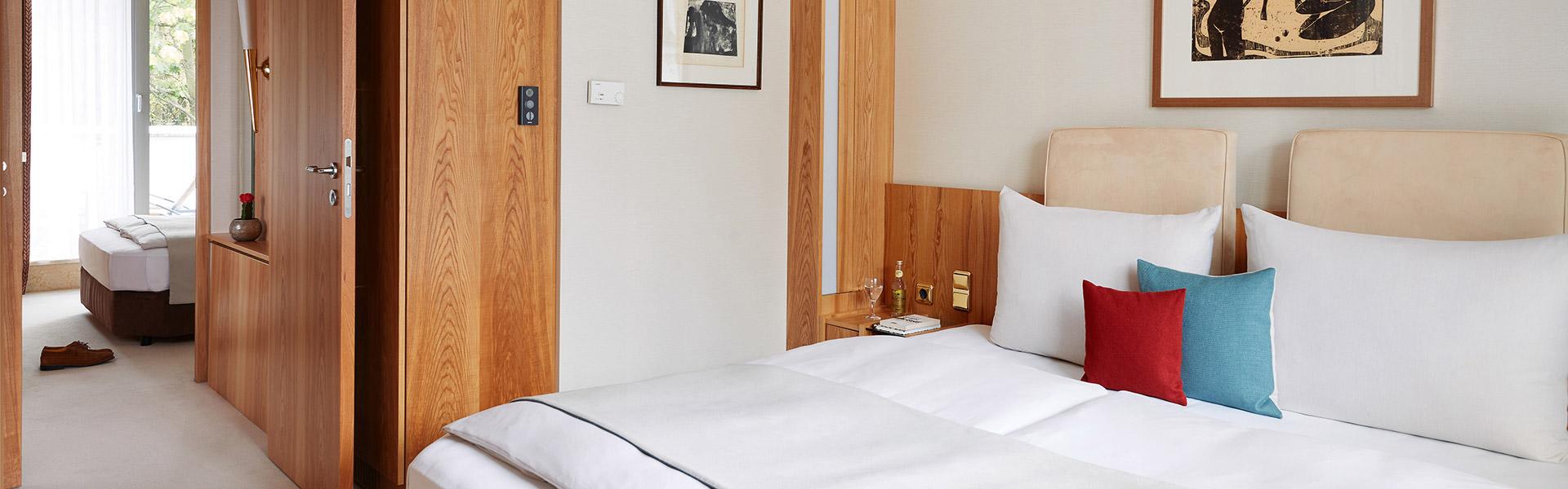 Living Hotel Kanzler Bonn Zimmer Serviced Apartments Zimmer