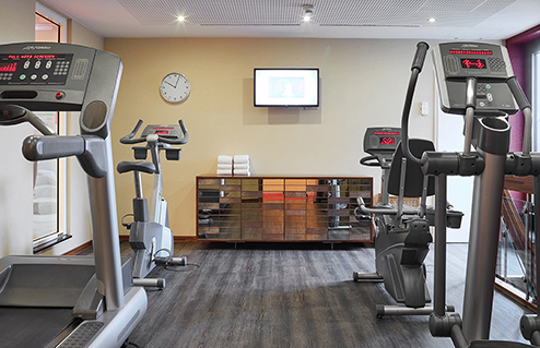 Living Hotel Duesseldorf Fitness