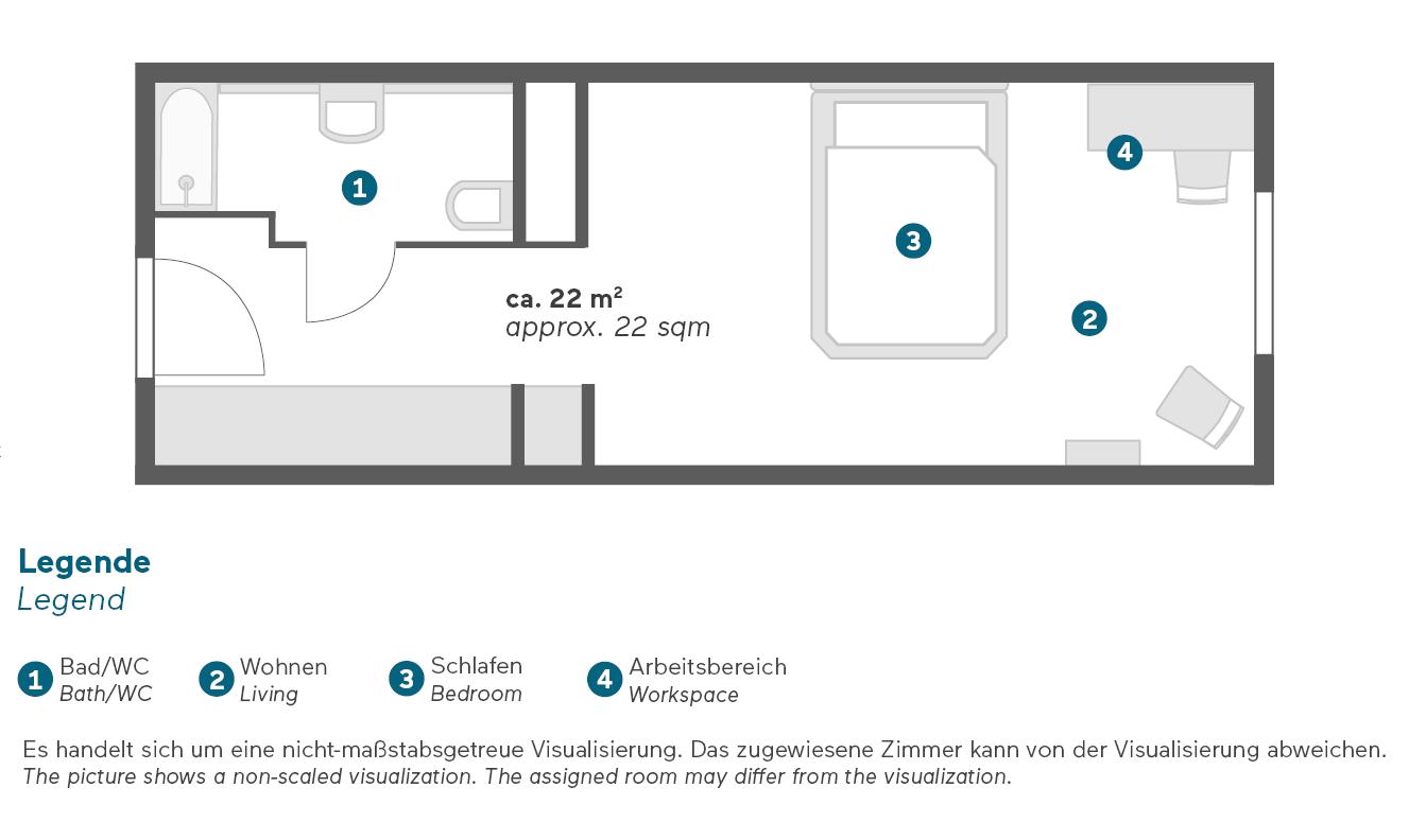 living-hotel-großer-kurfürst-berlin-allergiker-zimmer-grundriss