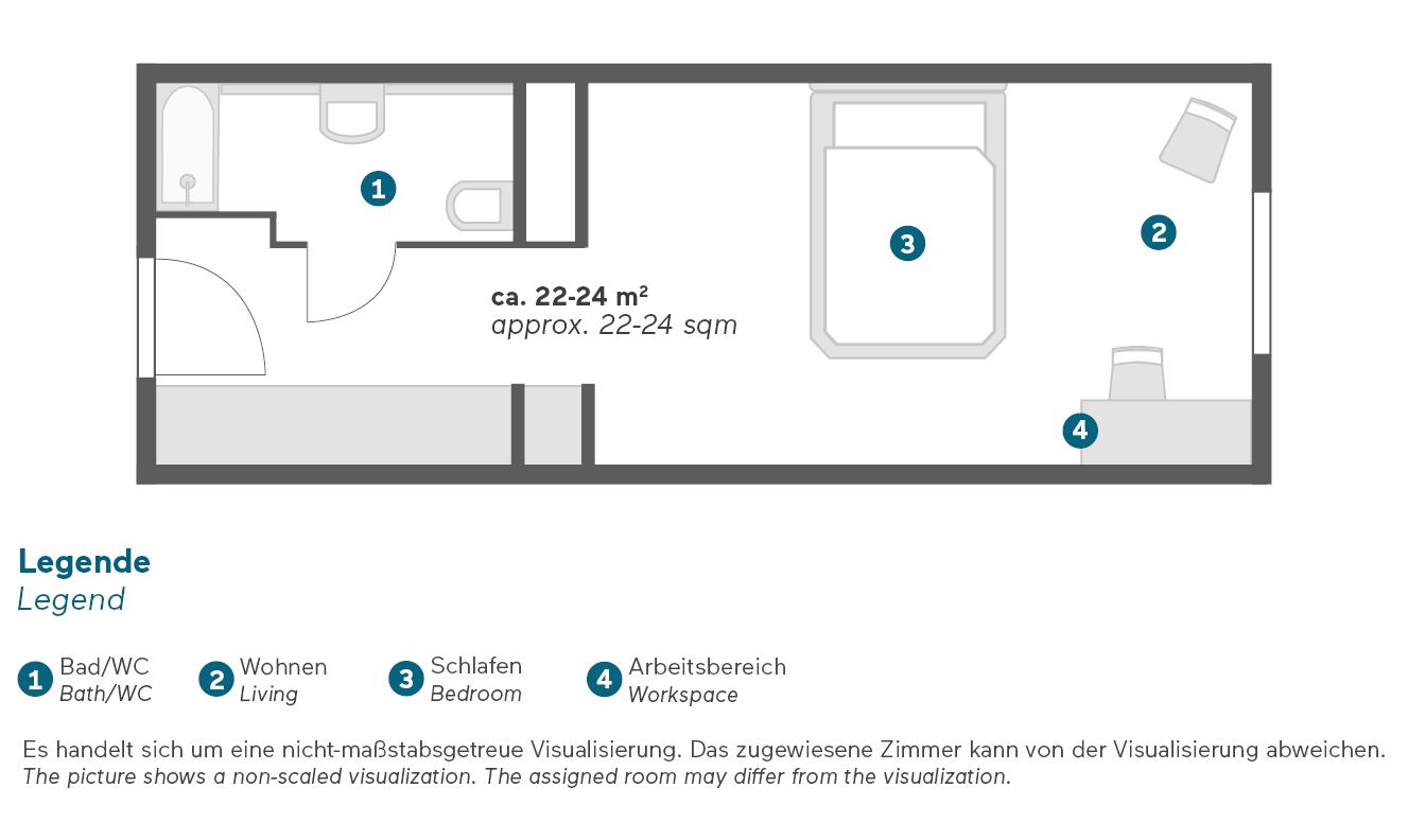 living-hotel-großer-kurfürst-berlin-business-grundriss