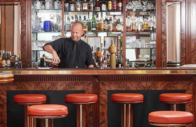 Living Hotel Großer Kurfürst Berlin Bar Chrizz