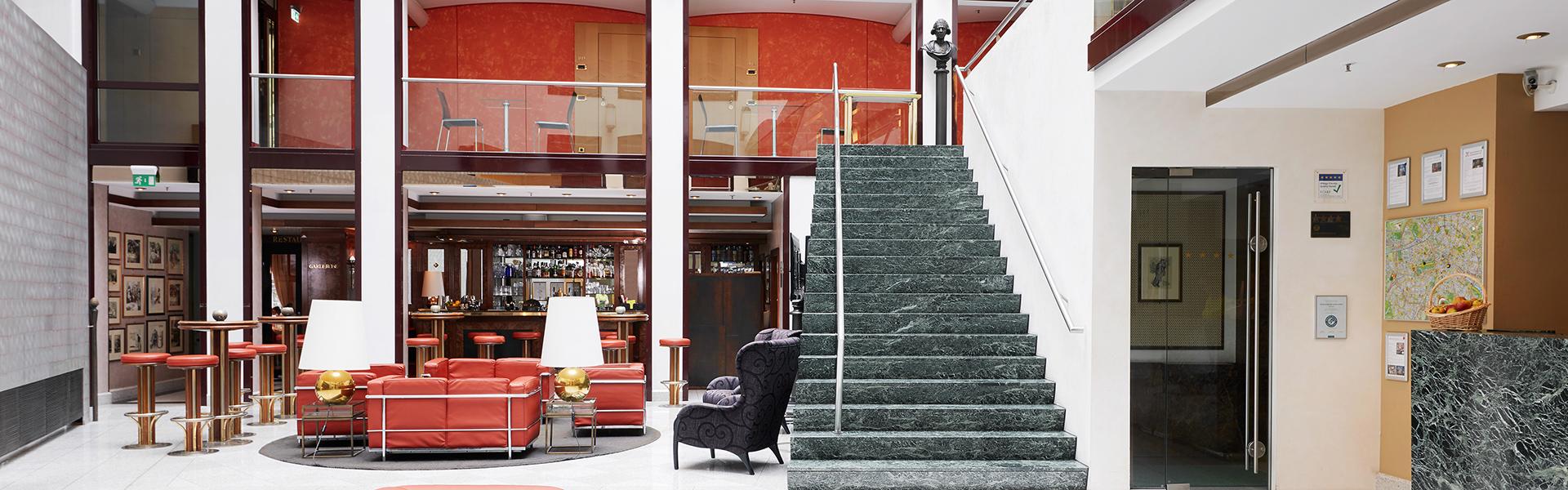 Living Hotel Grosser Kurfuerst Berlin