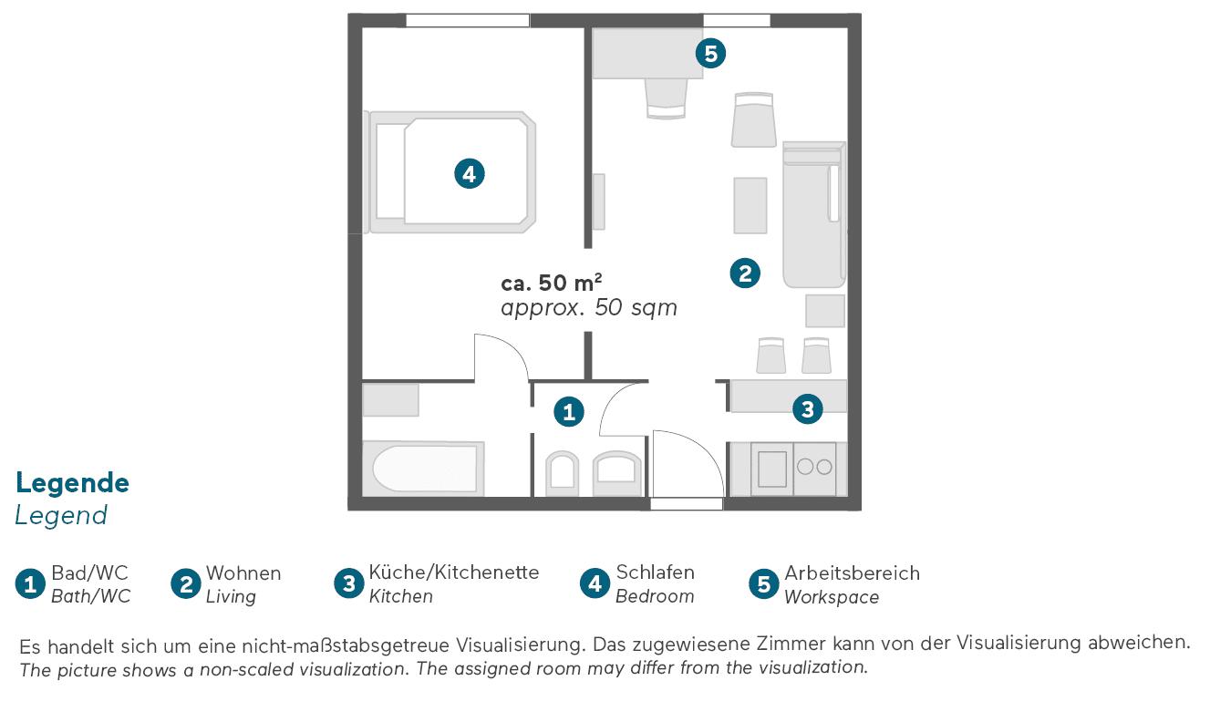living-hotel-großer-kurfürst-berlin-superior-grundriss