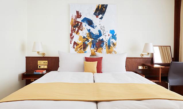 Living-Hotel-Großer-Kurfurst-Berlin-Executive-Bett