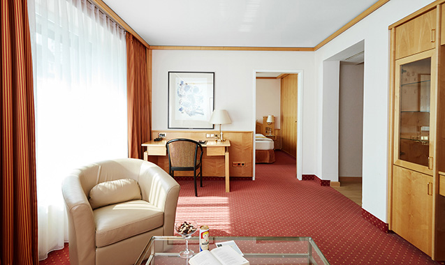 Living Hotel Grosser Kurfuerst Berlin Apartment
