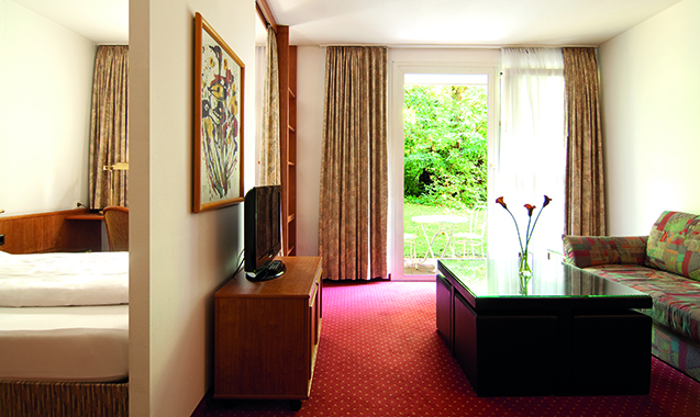 Living-Hotel-Apartments-Johann-Wolfgang-Frankfurt-Economy-Plus-Aussicht
