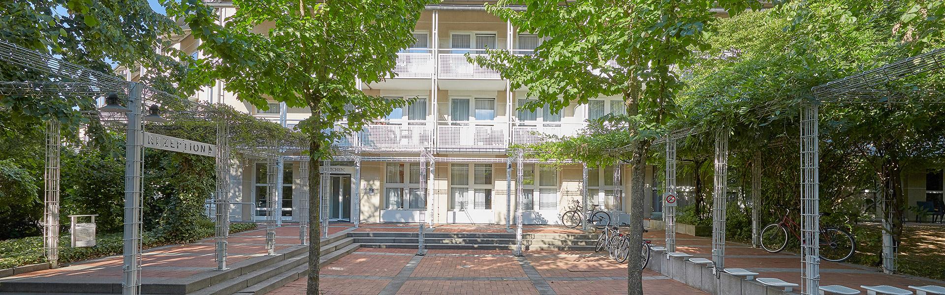 Living Hotel Apartments Johann Wolfgang Garten