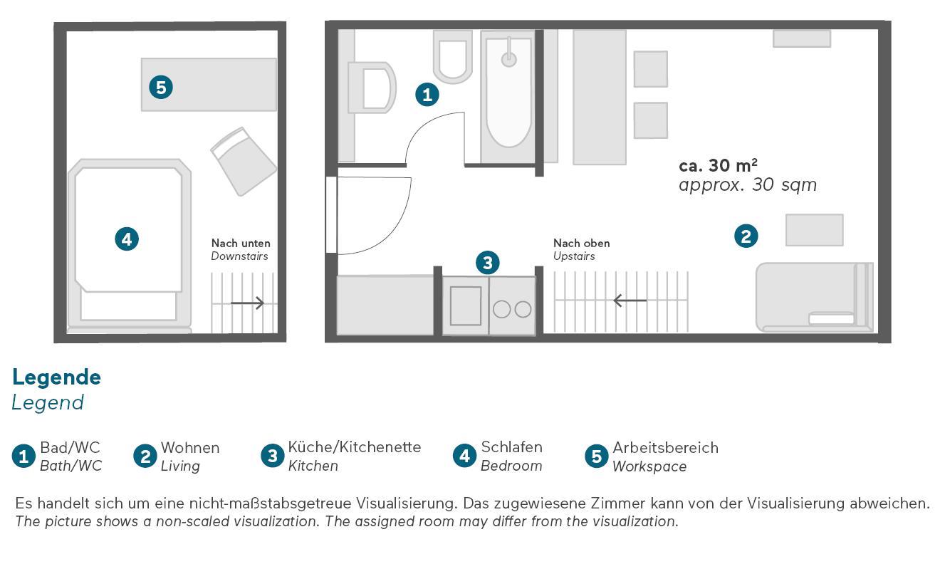 living-hotel-appartments-johann-wolfgang-frankfurt-business-french-maisonette-grundriss