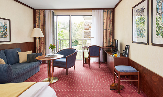 Living Hotel Prinzessin Elisabeth Muenchen Apartment