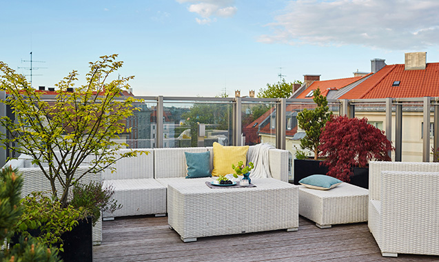 Living Hotel Prinzessin Elisabeth Muenchen Penthouse Suite
