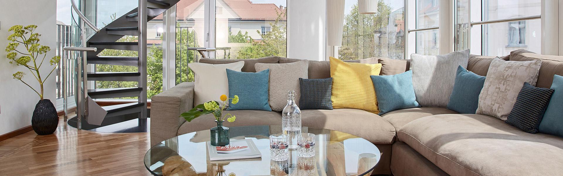 Living Hotel Prinzessin Elisabeth München Penthouse Suite