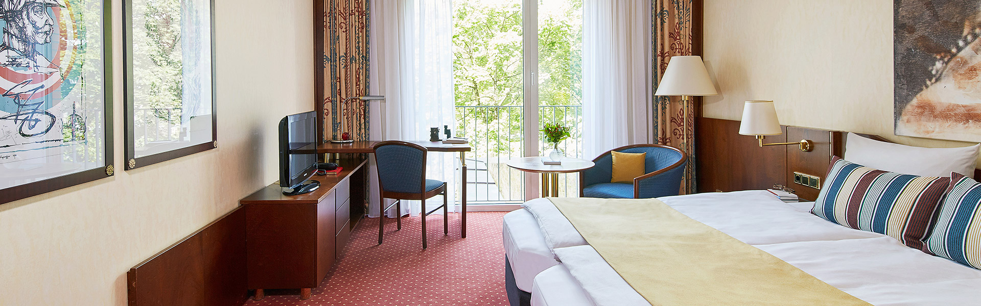 Living Hotel Prinzessin Elisabeth Muenchen Apartments