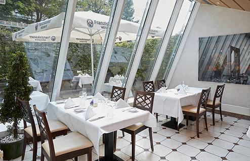 Living Hotel am Deutschen Museum Munchen Restaurant