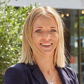 Living Hotel am Olympiapark Munchen Direktorin Janet Stache