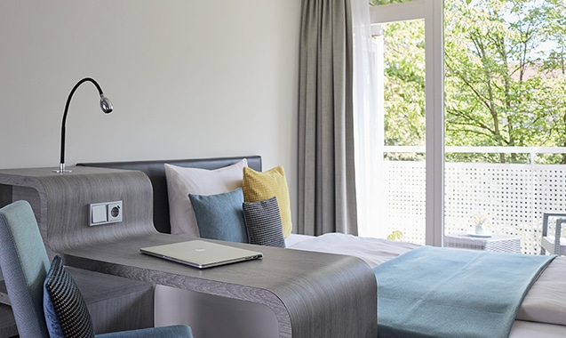 Living Hotel am Olympiapark München Apartment