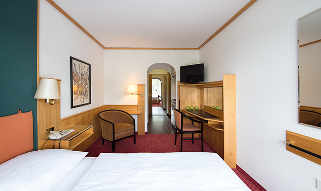 Living Hotel am Olympiapark Munchen Apartment