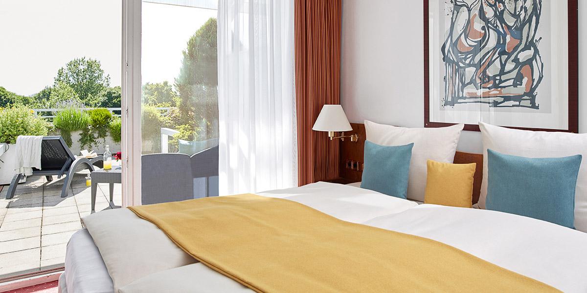 Living Hotel am Olympiapark Apartment