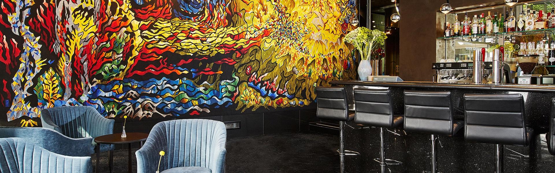 Living Hotel Das Viktualienmarkt München Bar