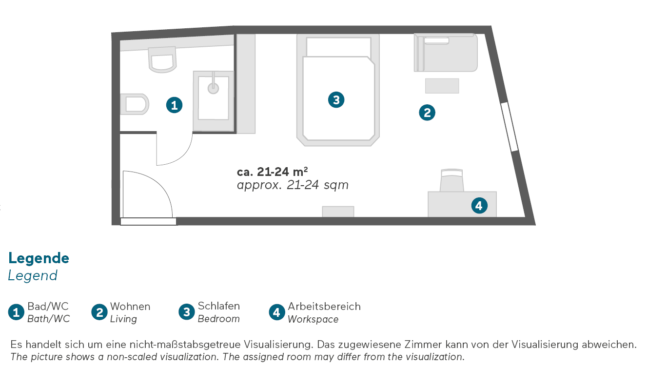 living-hotel-das-viktualienmarkt-münchen-deluxe-grundriss