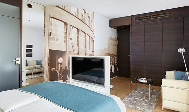 Living-Hotel-Das-Viktualienmarkt-München-Deluxe-Wohnraum