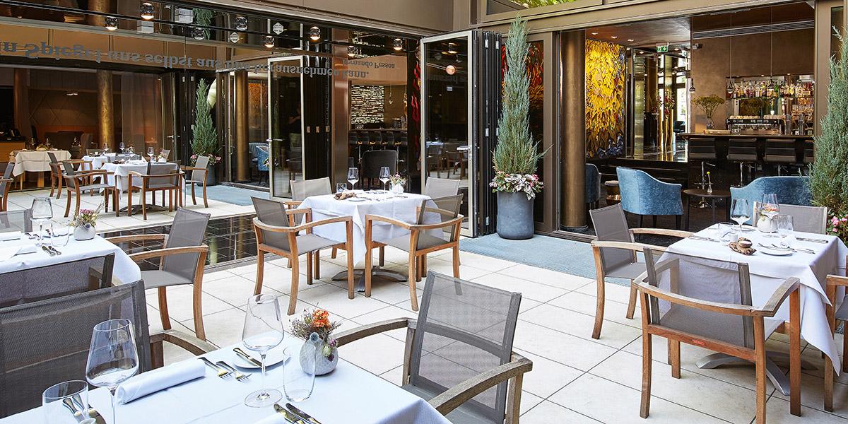 Living Hotel Das Viktualienmarkt München Frühstück Restaurant
