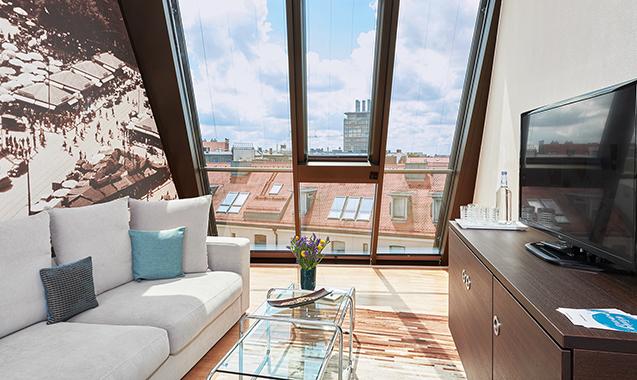 Living-Hotel-Das-Viktualienmarkt-München-Junior-Suite-Aussicht