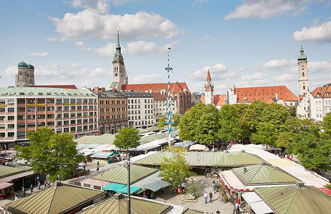 Living Hotel Das Viktualienmarkt Munchen